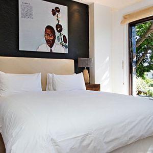 Master bedroom; GENEVA LOW - Camps Bay