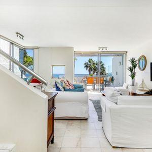 Living area; CLIFTON VIEWS - Clifton