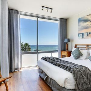 Master bedroom; CLIFTON VIEWS - Clifton