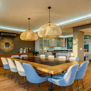 Open Plan Dining; danielle Perold - Camps Bay
