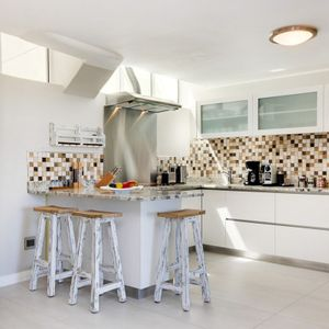 Kitchen seating; CAMPS BAY DRIFT - Camps Bay