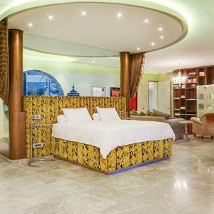 Master bedroom; LE GRANDE - Bantry Bay