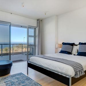 Second bedroom with balcony; DUNMORE ON CLIFTON - Clifton
