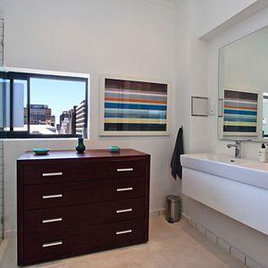 Bathroom; BANDAR - Cape Town City Centre