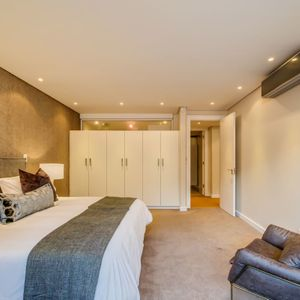 Spacious Fourth Bedroom; danielle Perold - Camps Bay