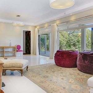 Living area; Shanklin Road - Camps Bay