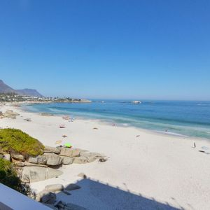 Beach & mountain view; SAND & SEA - Clifton