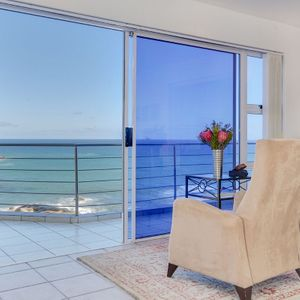 Living area & view; CAMPS LUXURY - Camps Bay