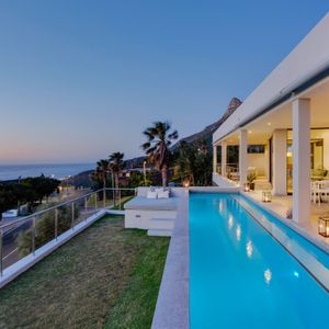 Private Pool; PRIMA BLISS - Camps Bay