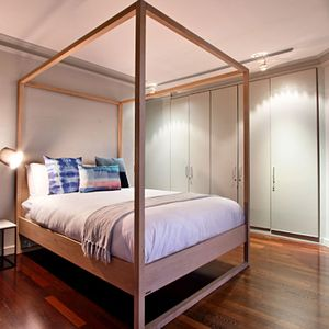 Master bedroom; CLIFTON HORIZONS - Clifton