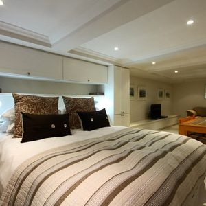 Third bedroom; SELBOURNE - Sea Point