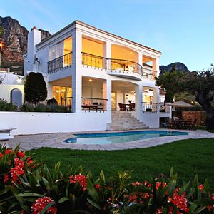 House from garden; ALABASTA - Camps Bay