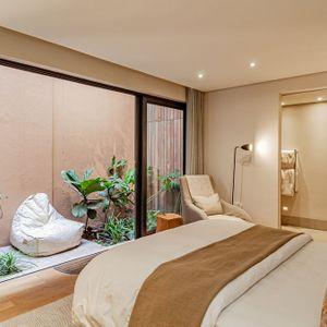 Bedroom Third; 53 Napier - De Waterkant