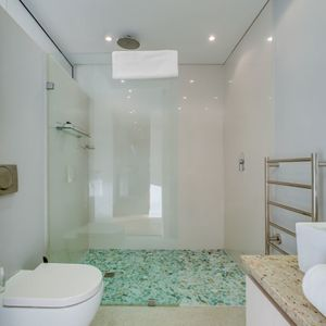 Shared Bathroom; danielle Perold - Camps Bay