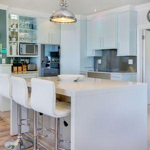 Kitchen Counter; CABANA BAY - Llandudno