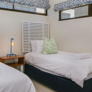 Third bedroom; BLU YONDER - Camps Bay