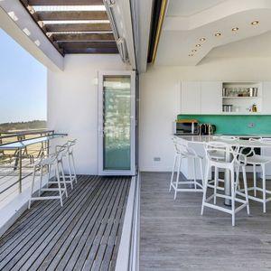 Patio & Kitchen; SELENE MOON - Camps Bay