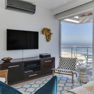 TV in Lounge; SELENE MOON - Camps Bay