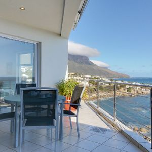 Balcony & Outdoor dining; CAMPS LUXURY - Camps Bay
