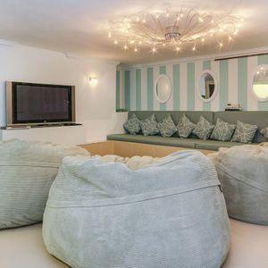TV Room; CABANA BAY - Llandudno