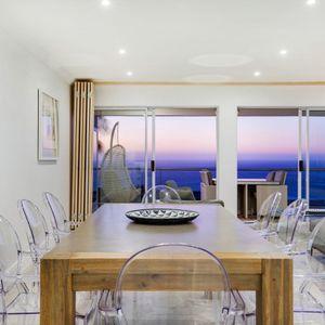 Dining room; MEDBURN ALPHA - Camps Bay