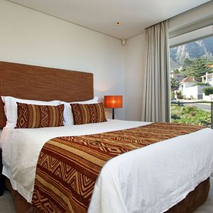 Third bedroom; VILLA  BLUE -  Camps Bay
