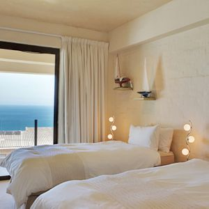 Second bedroom; OUDERKRAAL PLACE - Camps Bay
