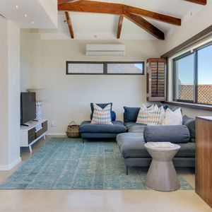 Upstairs living area; BLU YONDER - Camps Bay