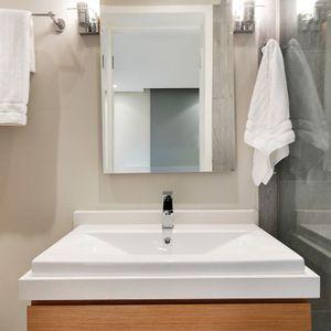 Third bathroom; 129 OCEAN VIEW PENTHOUSE - Green Point