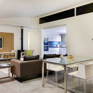 Dining & living room; SKYLINE - Camps Bay