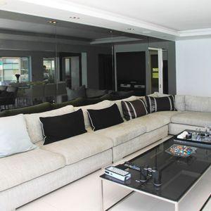Living area; MELODY - Clifton