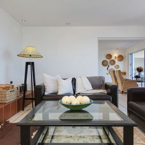 Living & dining area; CAMPS LUXURY - Camps Bay