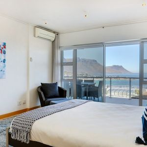 Second bedroom with view; DUNMORE ON CLIFTON - Clifton