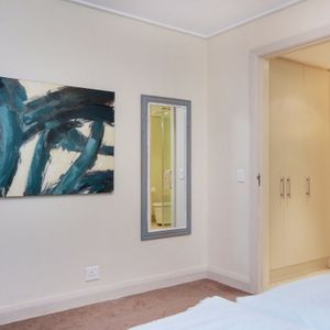 Second bedroom with mirror; 507 CANAL QUAYS - Foreshore