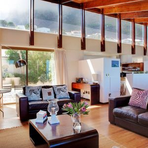 Living area; OUDERKRAAL PLACE - Camps Bay