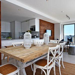 Dining Room; FAIRMONT 1001 - Sea Point