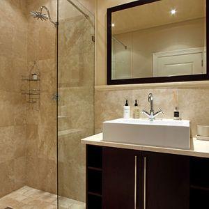 Bathroom; MEDBURN PENTHOUSE - Camps Bay