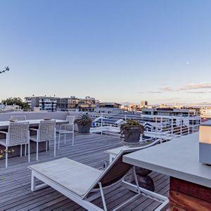 Rooftop City Views; 53 Napier - De Waterkant
