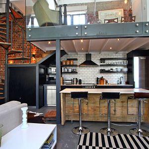 Kitchen; BANDAR - Cape Town City Centre