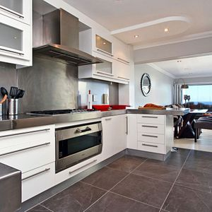 Kitchen; MEDBURN ALCOVE - Camps Bay