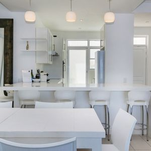 Dining & Kitchen area; NELSON'S HOME - Camps Bay