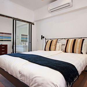 Master bedroom; BANDAR - Cape Town City Centre