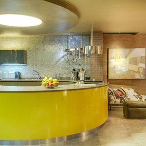 Kitchen counter; LE GRANDE - Bantry Bay