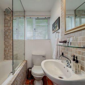 Bathroom; CAMPS BAY TERRACE -  Camps Bay