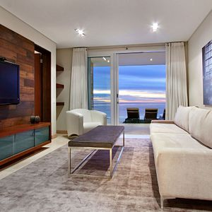Living area & TV; ANDARA - Camps Bay