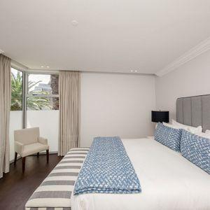 Second bedroom; VICTORIA APARTMENT - Camps Bay
