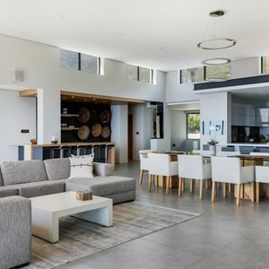 Open plan living space; 28 ON THERESA - Camps Bay