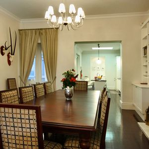 Dining area & kitchen; SELBOURNE - Sea Point