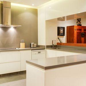 Kitchen; 129 OCEAN VIEW PENTHOUSE - Green Point