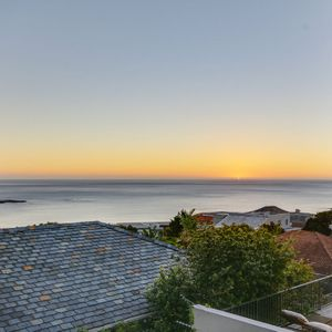 View from Master Bedroom Balcony; 5 SUMMER PLACE - Camps Bay